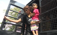 Photo: Thai authorities to deport 70 Pakistani asylum seekers