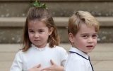 Photo: Princess Eugenie royal wedding: Prince George, Princess Charlotte get royal wedding roles