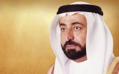 Photo: Sharjah Ruler directs not to bury any Corona victims in Al Saja'a