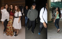 Photo: Spotted: Shah Rukh Khan, Preity Zinta, Sussanne Khan...