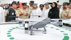 Photo: Hamdan bin Mohammed launches 38th GITEX Technology Week