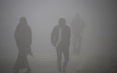 Photo: Delhi braces for pollution with emergency plan