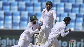 Photo: Pakistan win toss, bat in second Test