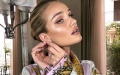 Photo: Rosie Huntington-Whiteley's 'post-pregnancy' acne