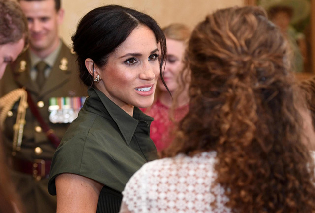 Gidday mate: Australia welcomes Prince Harry and Meghan, Duchess of Sussex