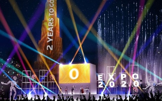 Photo: Family fun at Expo 2020 two year countdown this weekend