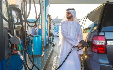 Photo: Self serve petrol in these Emirates from next week