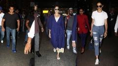 Photo: Spotted: Katrina Kaif, Salman Khan, Deepika Padukone...