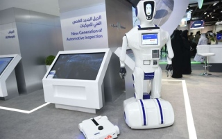 Photo: RTA unveils new generation of vehicle inspection techniques at GITEX