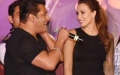 Photo: Salman's Iulia on her Bollywood debut