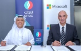 Photo: ENOC, Microsoft team up to pilot AI-powered service station of the future