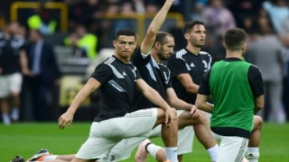 Photo: Amid the turmoil, Ronaldo looks to pick up where he left off as Juve host Genoa