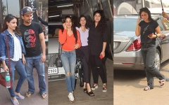 Photo: Spotted: Janhvi, Kareena Kapoor, Soha Ali Khan...