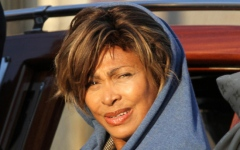Photo: Tina Turner 'doesn't know' why son took his own life