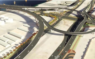 Photo: Dubai to construct 3 bridges leading to Deira Islands at cost of Dh447m