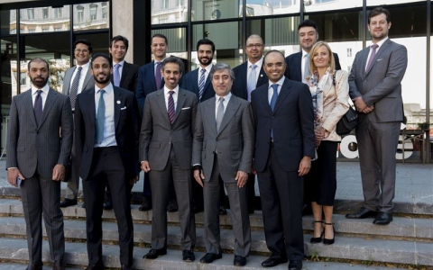 Photo: Dubai Chamber-led delegation participates in second UAE-France Economic Forum