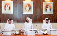 Photo: UAE Cabinet approves the National Policy for Senior Emiratis