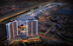 Photo: Nakheel breaks ground on AED713 million Dragon Towers