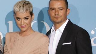 Photo: Katy Perry and Orlando Bloom postpone wedding