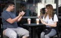Photo: Starbucks opens first sign language store in US