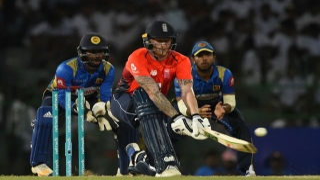 Photo: Sri Lanka thrash England to claim consolation win