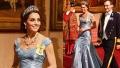 Photo: Kate Middleton wears Princess Diana's tiara at State Banquet for Dutch Royals