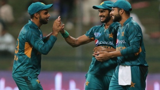 Photo: Pakistan beat Australia by 66 runs in first T20