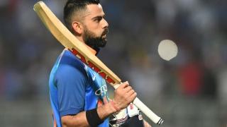 Photo: India's Kohli fastest-ever to reach 10,000 ODI runs