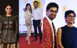 Photo: MAMI 2018 red carpet: Aamir Khan, Dia Mirza, Soha Ali Khan...