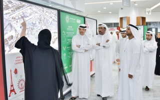 Photo: DED pledges support to Expo 2020 Volunteers programme