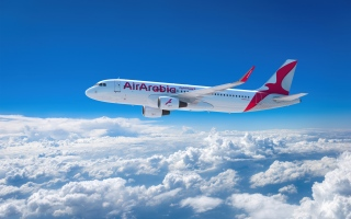 Photo: Air Arabia Abu Dhabi launches new service to Kabul and Dhaka