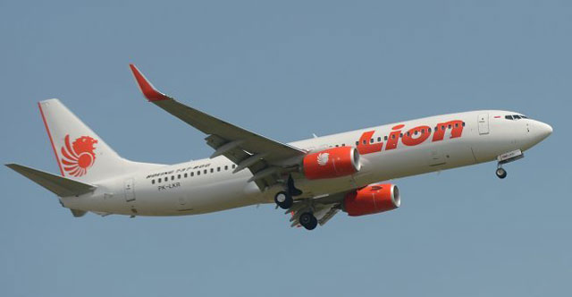 Photo: Lion Air Jet crew was not trained for crash protocol