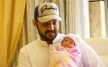 Photo: Dubai Policeman names firstborn 'Emarat'