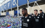 Photo: Leicester to face Cardiff after Vichai's tragic death