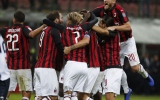 Photo: AC Milan moves into Champions League places with 2-1 win