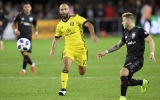 Photo: Columbus edge Rooney's DC United in MLS Cup playoffs