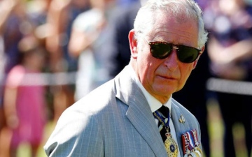 Photo: UK's Prince Charles out of self-isolation and in good health