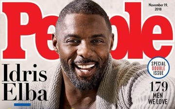 Photo: Idris Elba to produce for Apple TV+