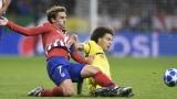 Photo: Champions League: Barca through, Griezmann scores, Monaco out