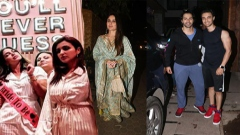 Photo: Spotted: Kareena Kapoor, Priyanka Chopra, Varun Dhawan...
