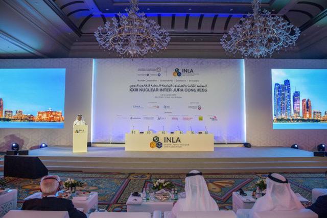 UAE a role model for peaceful nuclear energy development: Nuclear Inter Jura Congress