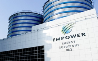 Photo: Empower establishes world's largest district cooling project in Business Bay