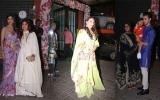 Photo: Aayush and Arpita's Diwali Party: Sohail Khan, Iulia Vantur, Shilpa Shetty...