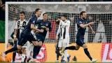 Photo: Juve focus on AC Milan after Man United slip