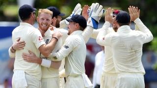 Photo: England win first Test against Sri Lanka