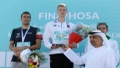 Photo: Germany's Wellbrock, Italy's Bridi win FINA Marathon Swim final leg