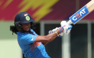 Photo: Kaur first Indian woman to hit T20 century