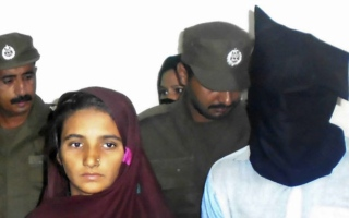 Photo: Pakistani woman sentenced to life for family poisonings