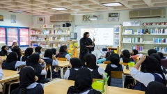 Photo: UAE classrooms bring to life Expo 2020 Dubai themes