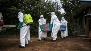 Photo: Ebola death toll in DR Congo tops 200